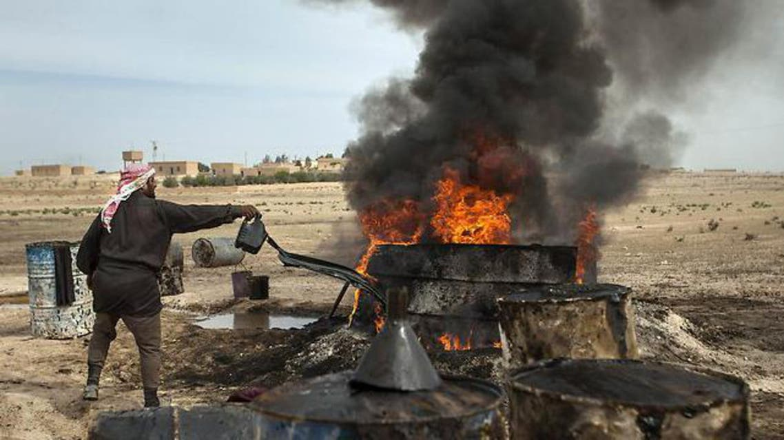 Syria's oil infrastructure has been badly damaged in fighting between government forces and rebels