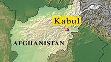 Two rockets land in U.S. embassy compound in Kabul