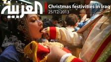 Christmas festivities in Iraq