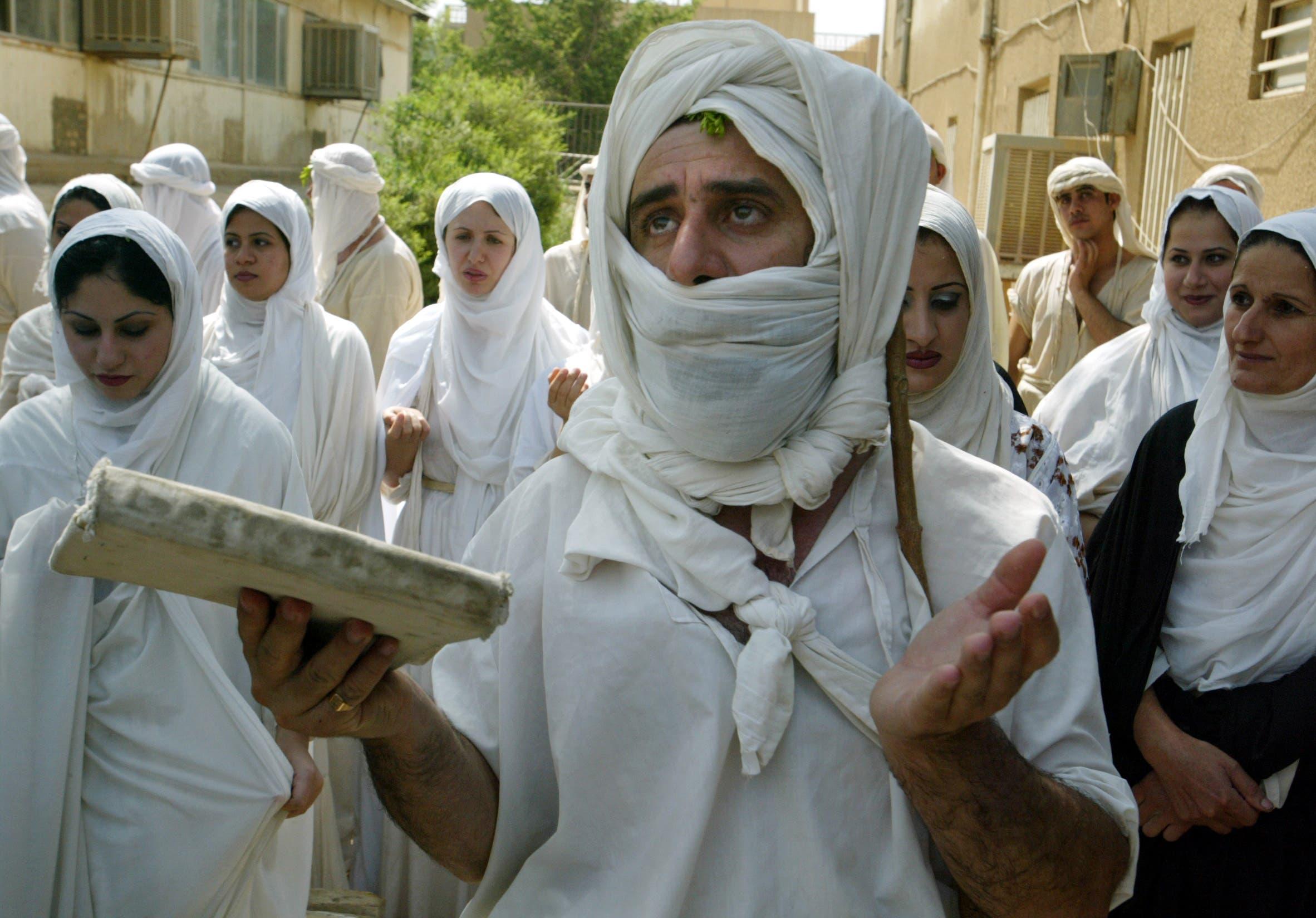 aramaic reuters