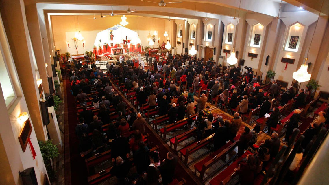 christmas iraq reuters