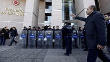 Removal of 1,000 police officers is 'routine' for Turkey