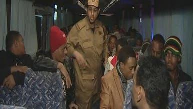 صور لحملة شرطة الرياض الأخيرة لملاحقة المخالفين للإقامة