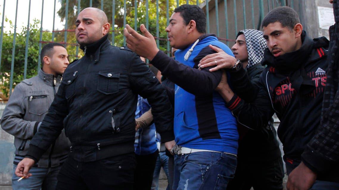Muslim Brotherhood (Reuters)