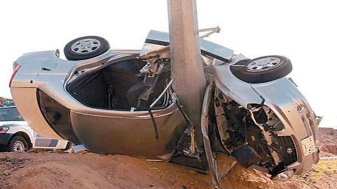 حوادث مرورية في السعودية