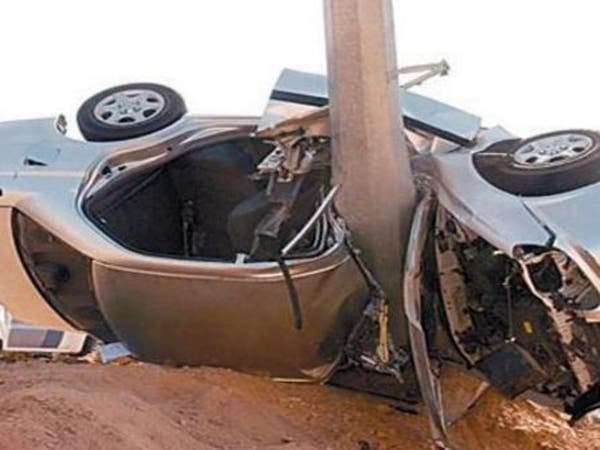 قائمة وفيات الحوادث تسجل حالتي وفاة في تصادم جديد