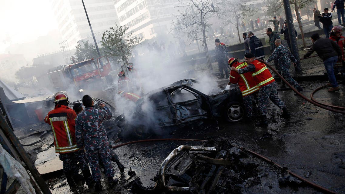Blast in Beirut kills adviser to former Lebanese premier