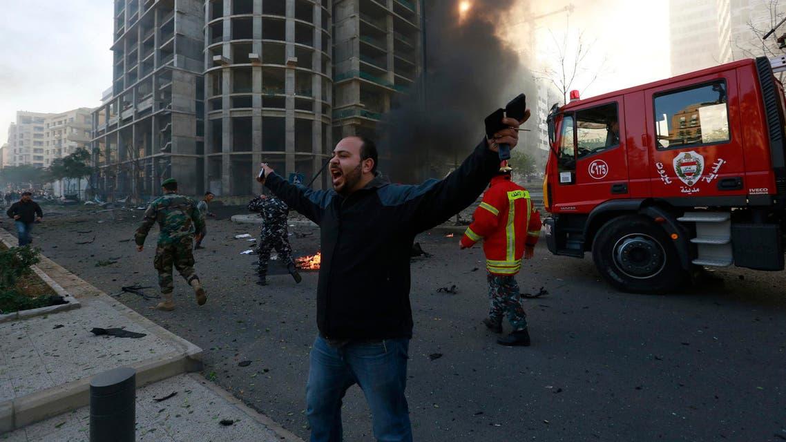 Beirut blast (Reuters)