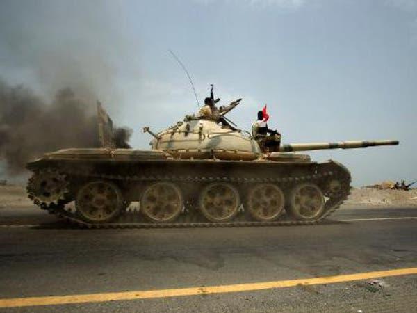 16 قتيلاً في إطلاق جيش اليمن قذائف على خيمة عزاء
