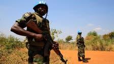U.N. peacekeepers arrive in South Sudan