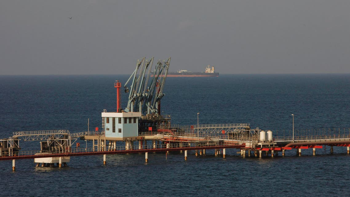 libya hariga oil port reuters