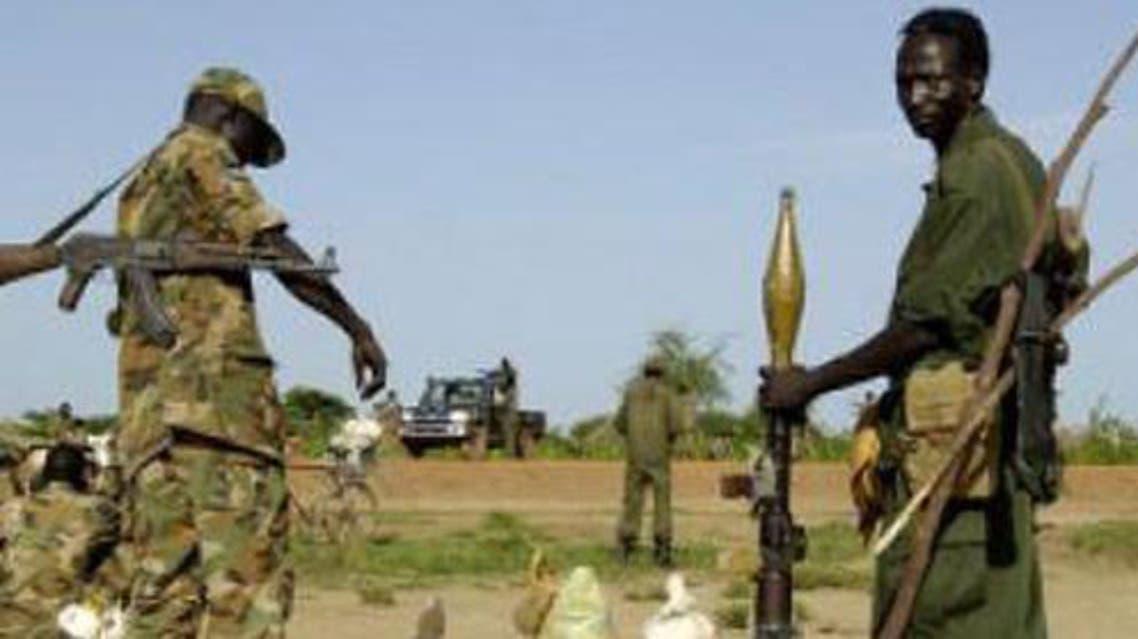 قوات من الجيش السوداني