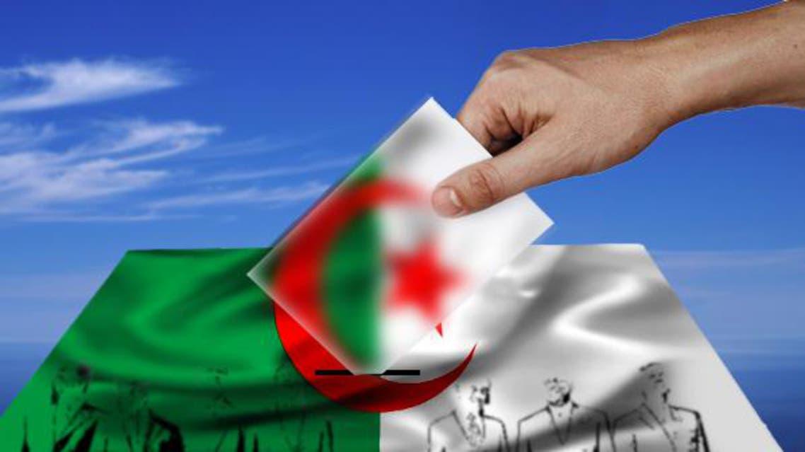 انتخابات الرئاسة في الجزائر