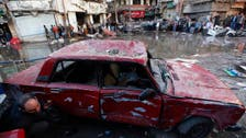 Bomb hits Egypt intelligence building wounding 4