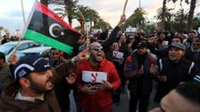 Protesters gather at Libyan ministries demanding PM quit