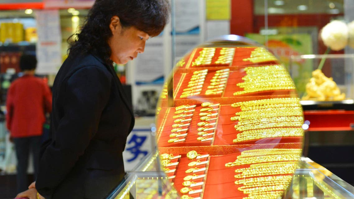 Gold prices are heading for a drop of up to 30 percent this year. (File photo: Reuters)