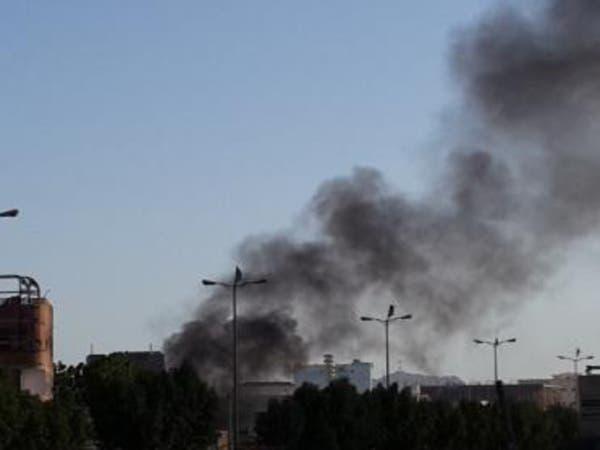 قتلى بـ3 انفجارات استهدفت إدارة الأمن العام في عدن