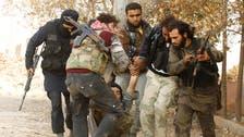 Syrian rebels killed in Deir Ezzor airbase battle