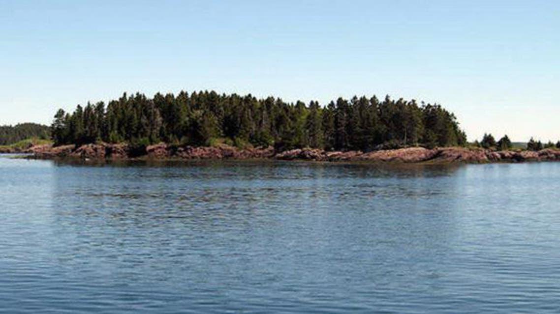 جزيرة في كندا