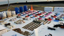 Video: Bahrain foils weapons smuggling attempt