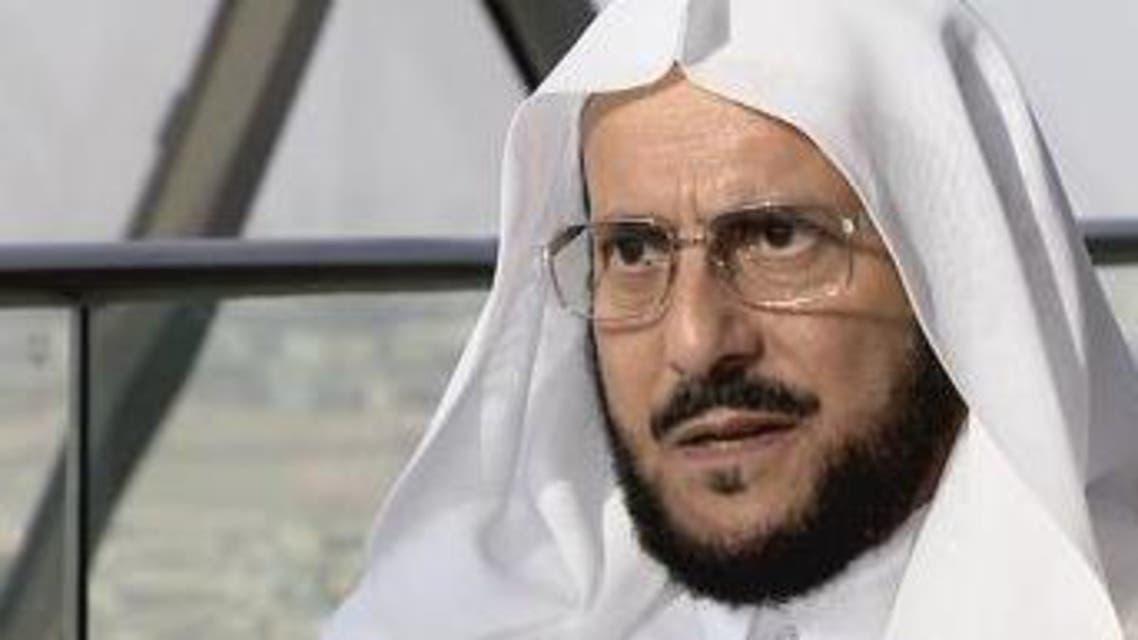 Saudi religious police chief (AA)