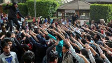 Egypt urges Arab states to brand Muslim Brotherhood a terrorist group
