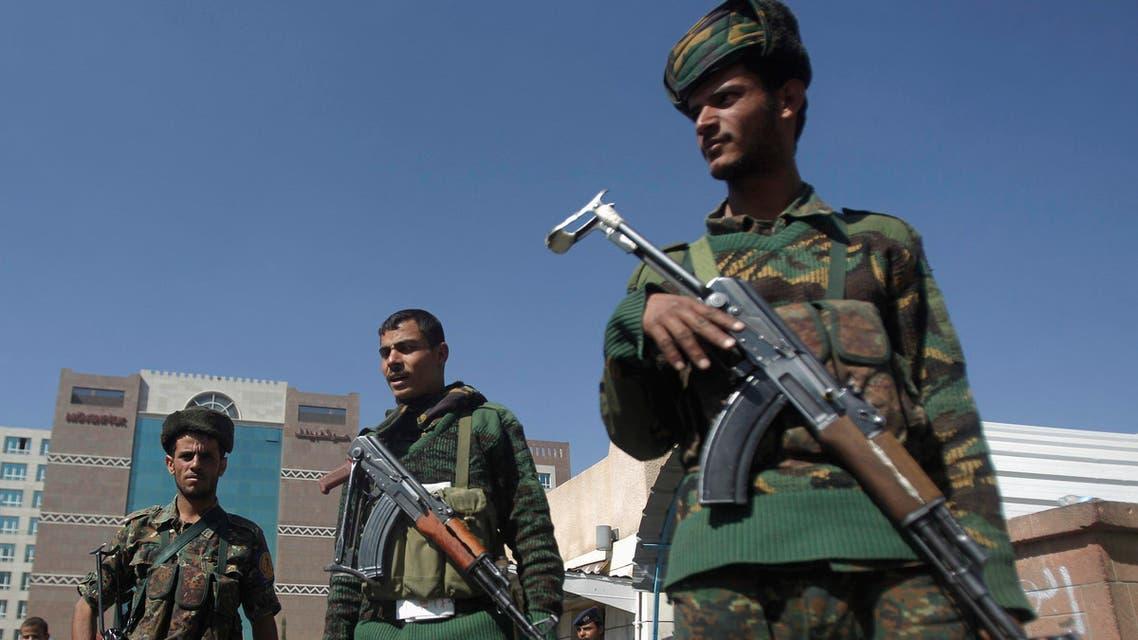 ثكنة عسكرية تابعة للجيش اليمني