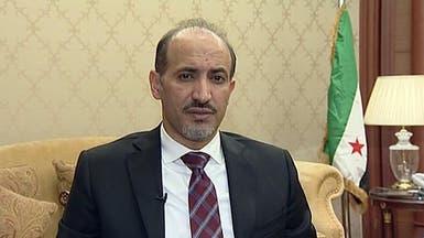 الجربا يرفض مجدداً أي دور للأسد في مستقبل سوريا