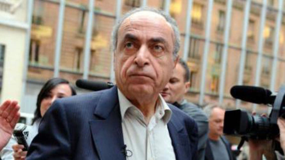رجل الأعمال اللبناني الفرنسي زياد تقي الدين