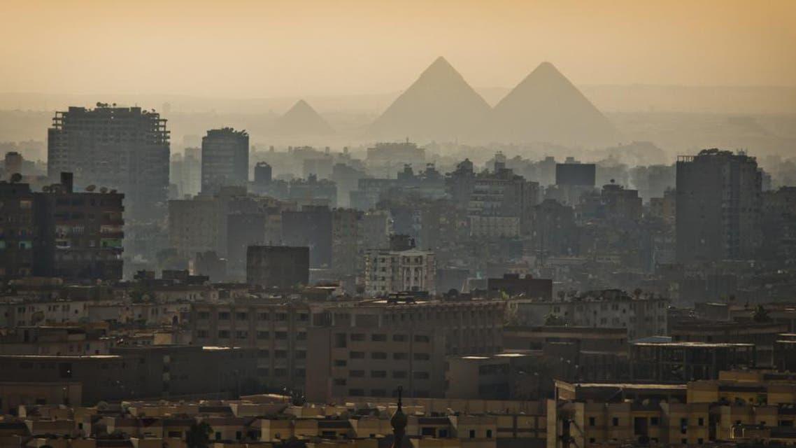 Egypt skyline shutterstock