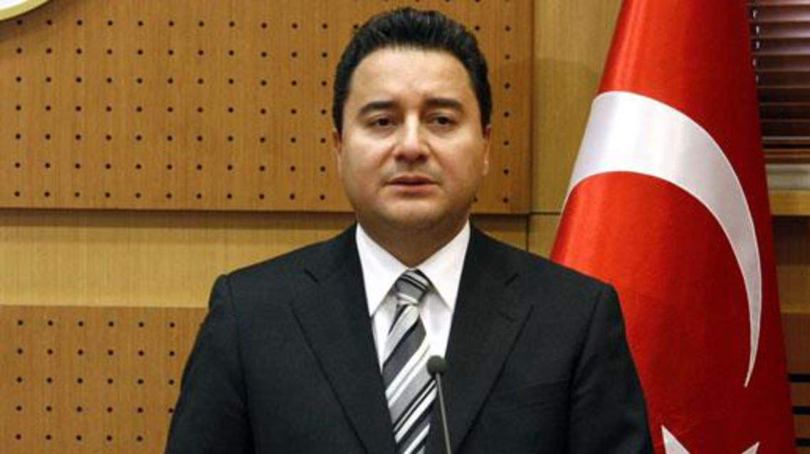نائب رئيس الوزراء علي باباجان