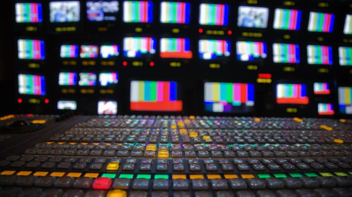 There are more than 650 free-to-air television channels beamed across the Arab world. (File photo: Shutterstock)
