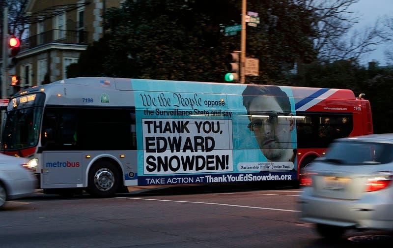 Whistleblower Edward Snowden exposed the NSA's spying techniques