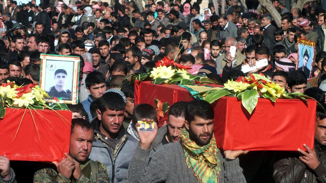 iraw funeral reuters