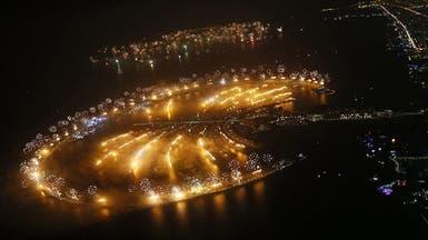 دبي تطوي عام 2013 بأكبر احتفالية ألعاب نارية بالعالم
