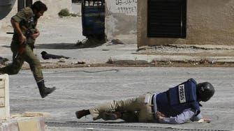 سوريا.. الأولى عالمياً في قتل الصحافيين خلال 2013