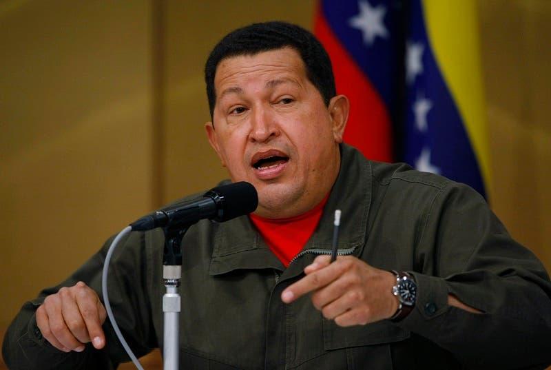 Venezuela's President Hugo Chavez died