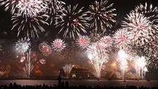 Dubai welcomes 2014 with record fireworks show