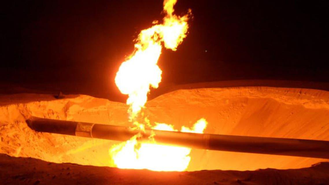 Gas Pipelline
