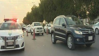 حملة مرورية ضد المخالفين بـ150 نقطة أمنية في الرياض