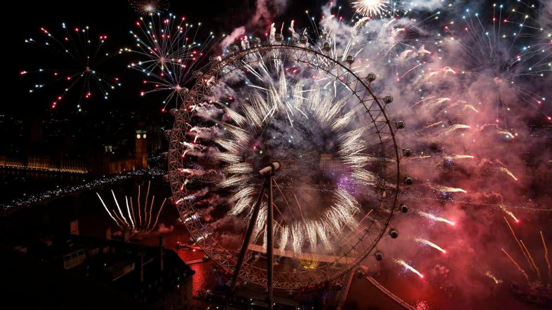 احتال لندن بالعام 2014