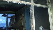 مجهولون يحرقون شقة ناشط أهوازي في هولندا