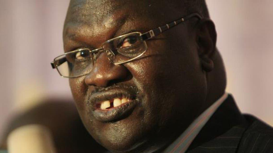 رياك مشار ـ زعيم المتمردين في جنوب السودان