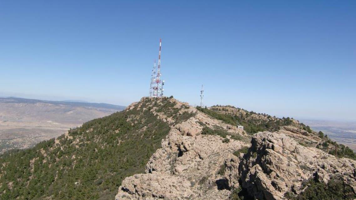 جبل الشعانبي في تونس