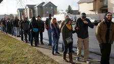 Fans line up to make history in Colorado pot shops