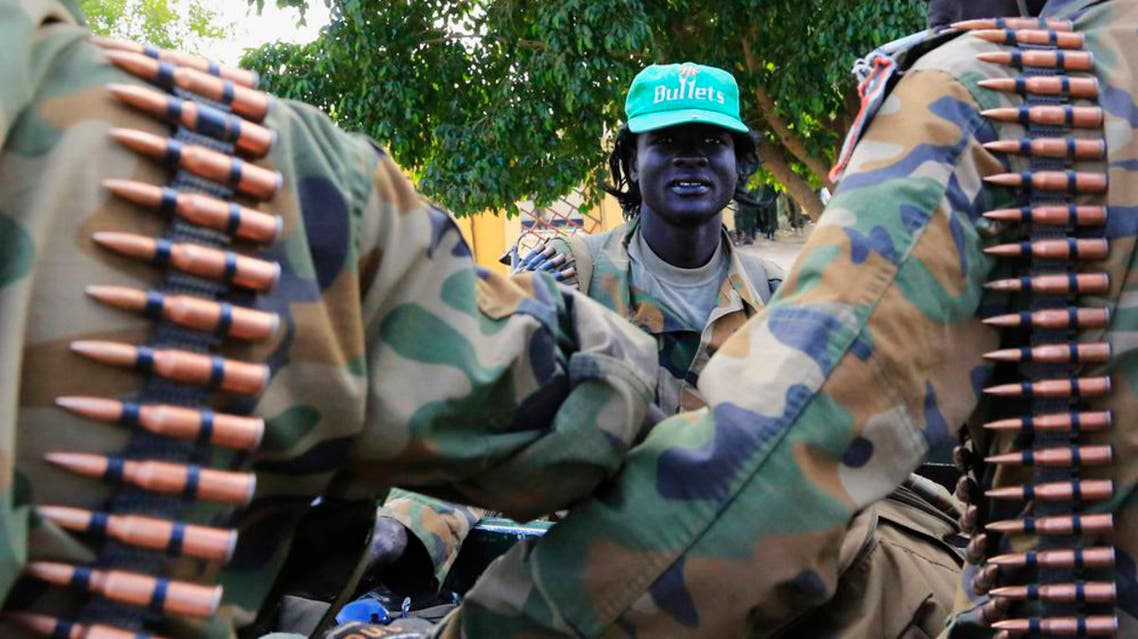 جيش جنوب السودان