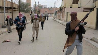 قوة مكافحة إرهاب بالفلوجة ونداء لعودة شرطة الأنبار
