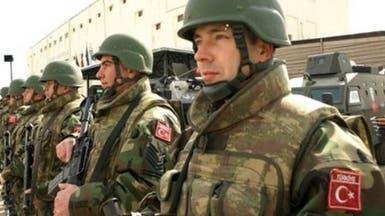 مقتل 8 جنود أتراك و21 من المتمردين أكراد جنوب البلاد