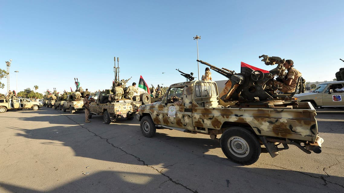 Libya militias (reuters)
