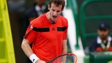 Murray beaten by Mayer at Qatar Open